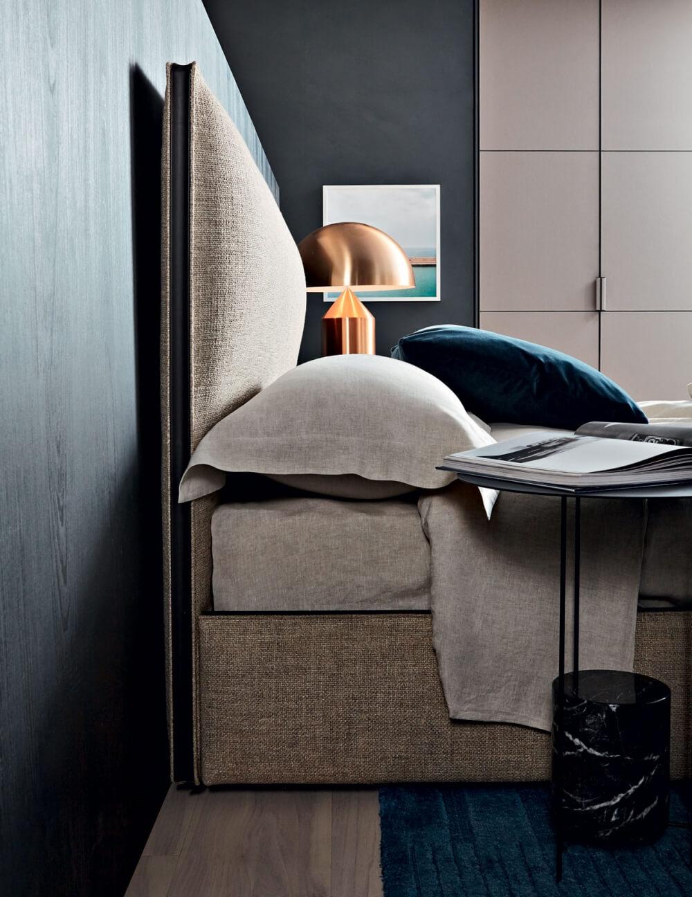 sköna sängar för sovrummet